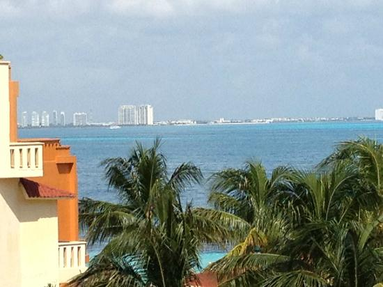 Fiesta Americana Villas Cancun: I woke up to this for a week