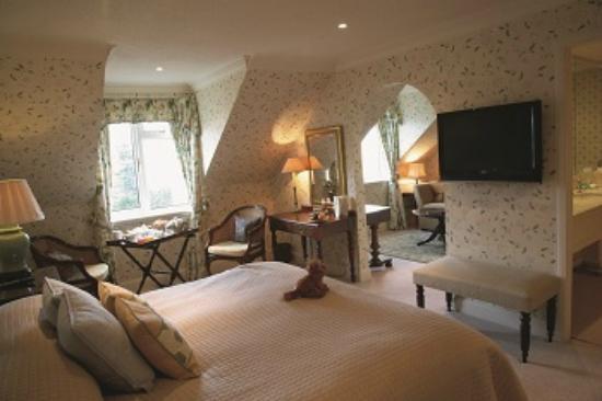 Airds Hotel & Restaurant: Loch View Suite