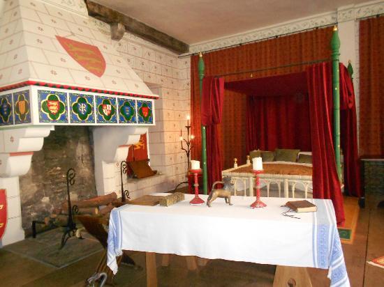 camera da letto usata da enrico VIII - Foto di Torre di Londra ...