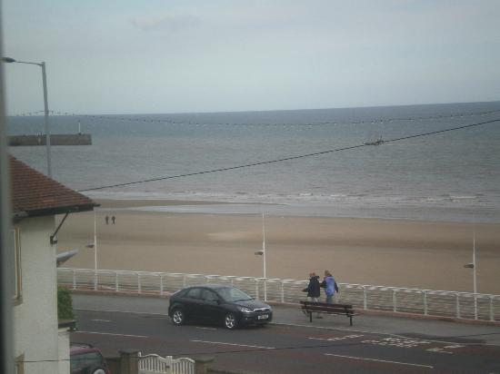 The Royal Bridlington: View from our room