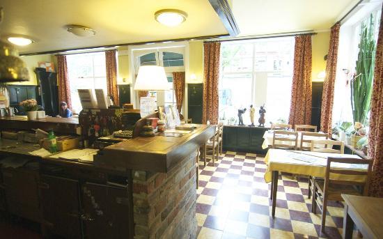 Hotel 't Keizershof : 식당....