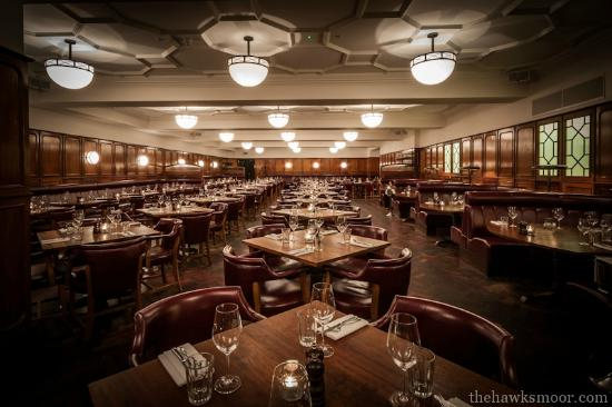 Photo of Steakhouse Hawksmoor Guildhall at 10 Basinghall Street, London EC2V 5BQ, United Kingdom