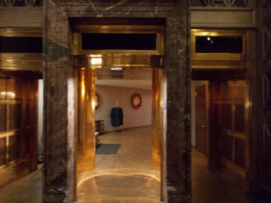 Hyatt Regency Buffalo: Former Exterior