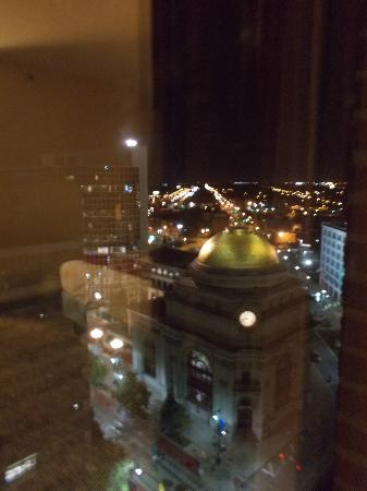 Hyatt Regency Buffalo: Night view