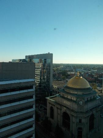 Hyatt Regency Buffalo: Daytime view from room