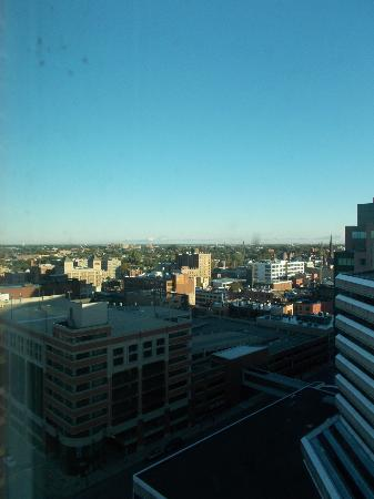 Hyatt Regency Buffalo: Day view