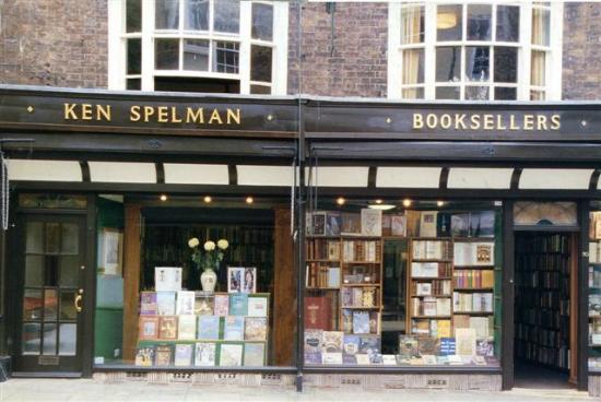 Ken Spelman Books