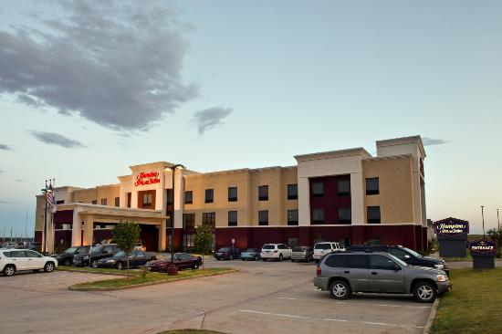 Hampton Inn & Suites Childress: One of the newest hotels in Childress, TX