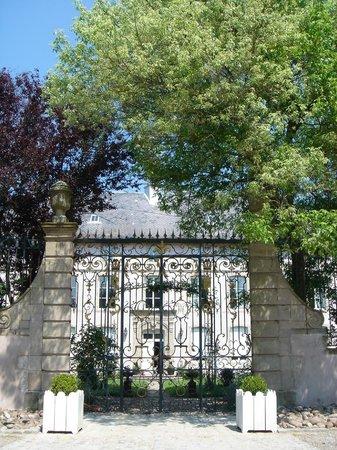 Château de Failloux : Façade principale