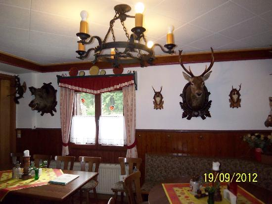 AHORN Hotel Am Fichtelberg: Gaststätte am Hochmoor