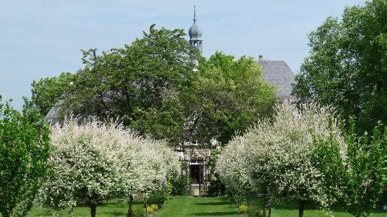 Château de Failloux : Depuis le parc