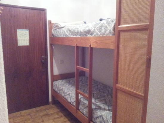 Club Praia Do Vau: Bunk beds...