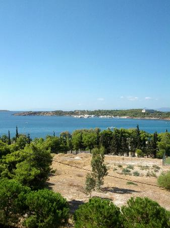 Vouliagmeni Suites: View from suite 18
