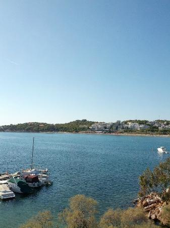 Vouliagmeni Suites : View from suite 18