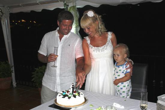 Hotel La Casa: weddings at La Casa