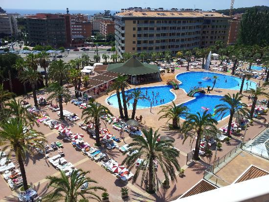 Hotel Encantada Lloret De Mar