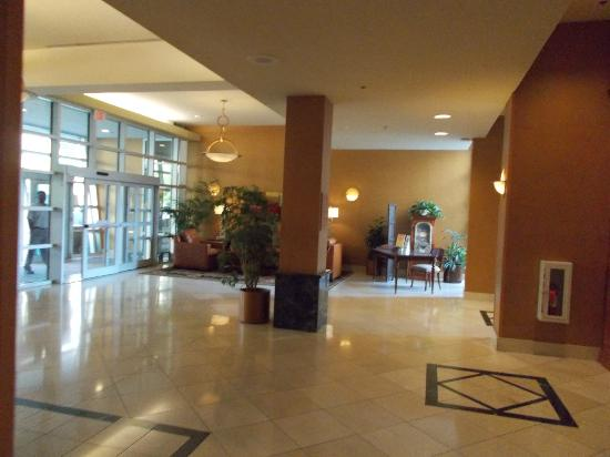 DoubleTree Club by Hilton Hotel Buffalo Downtown : Lobby