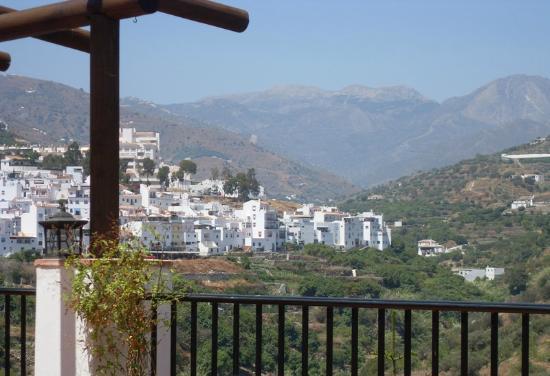 Hotel La Casa: view from the terrace