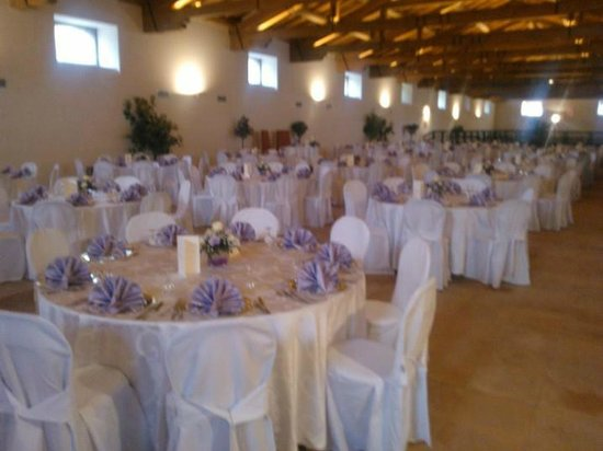 Parco dell'Etna: catering castello nelson maniace