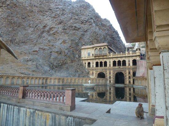 Galtaji Temple: The kund