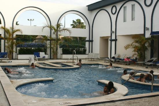 Sandos Playacar Beach Resort: Spa