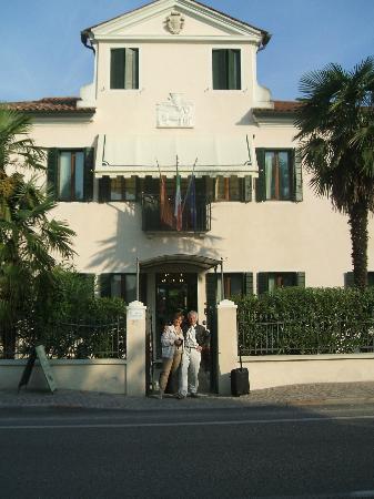 Hotel Villa Gasparini: We loved that hotel