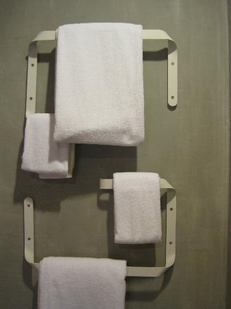 Lub d Bangkok Siam: Clean towels, replaced everyday