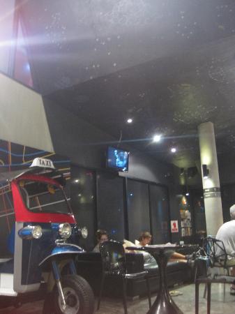 لوب د بانكوك - سيام سكوير: Lobby area 
