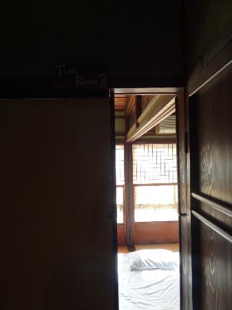 เกสท์เฮ้าส์ราคุซ่า: Our room