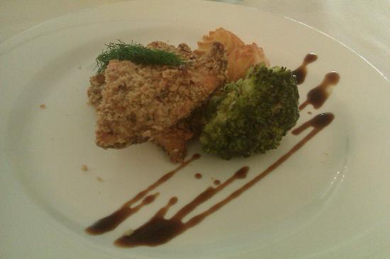 Hotel Athena : Pesce spada