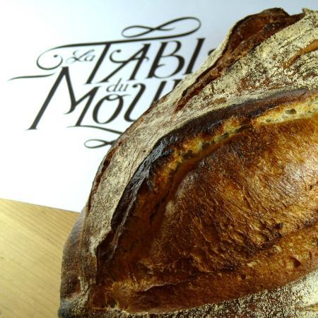 Les Maitres de Mon Moulin: Le Pain 100 % grands épeautres anciens + levain d'épeautre : à goûter !