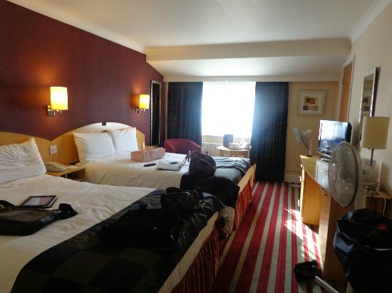 Ramada Dover: MOST OF THE ROOM