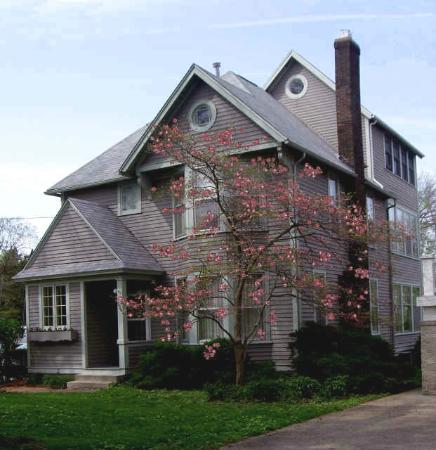 Squirrel's Nest Bed & Breakfast, LLC: Street view of the Squirrel's Nest B&B