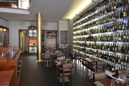 Rutz Restaurant   Weinbar: Weinbar   Winebar