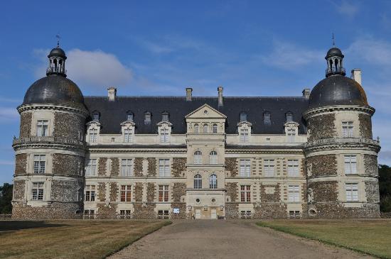 Château de Serrant : Chateau de Serrant