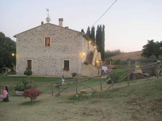 Agriturismo Due Ponti: View of the appartments