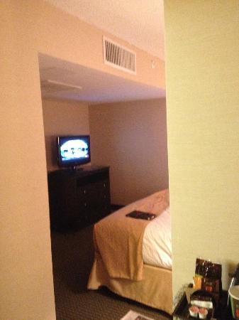Doubletree by Hilton Dallas Market Center: Bedroom