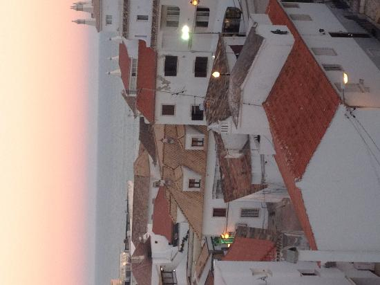 Hotel Vila Recife : View from our great room 306