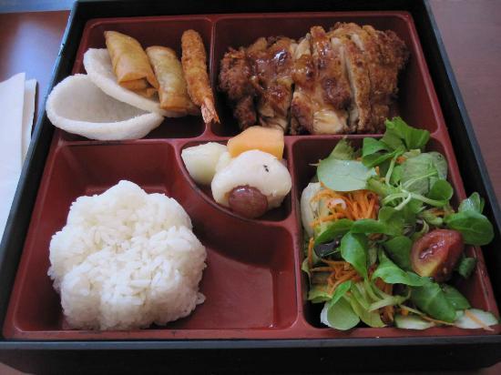 168 Ilufa Sushi & Wok : Teriyaki Bento