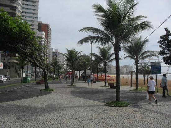 Costa Beach : calçadão na Praia da Costa, ótimas caminhadas eu fiz aqui ...
