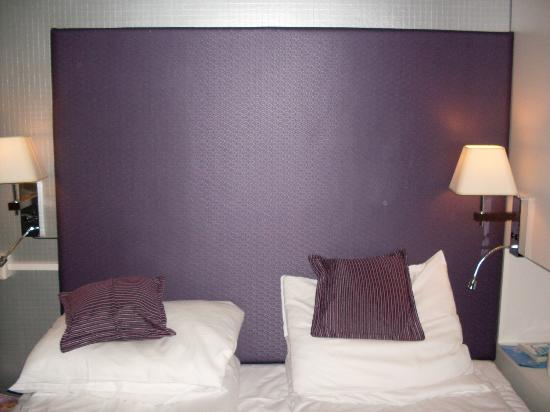 Clarion Collection Hotel Bastion: A huge comfy bed