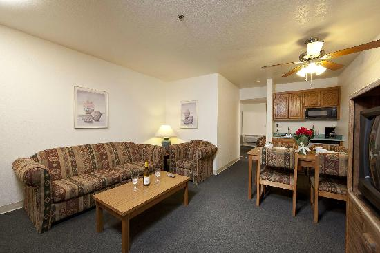 Lodge on the River: Suite