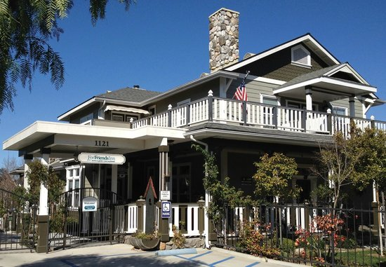 ForFriends Inn in downtown Santa Ynez, CA