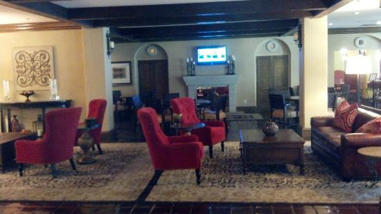 Marriott Plaza San Antonio: lobby