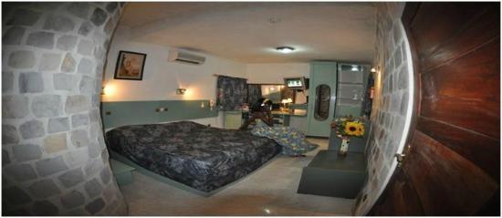 Residence Hôtelière Océane : Les chambres