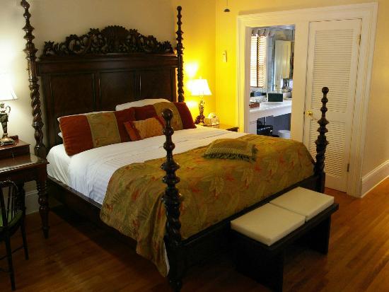 The Gardens Hotel: Garden room