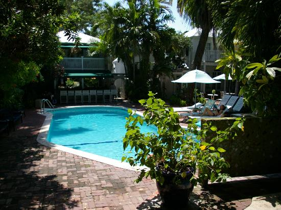 The Gardens Hotel: We love the pool