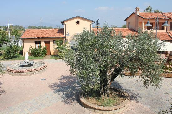 Villaggio Turistico Airone : View from our room