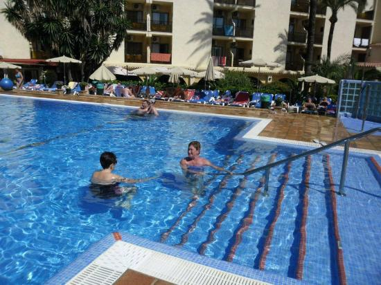 Sol Don Pedro Hotel: SWIMMING POOL