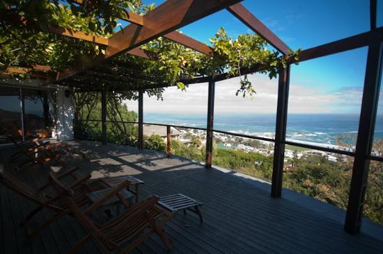 Boutique @ 10: Top suites balcony view from Lion's Head Suite